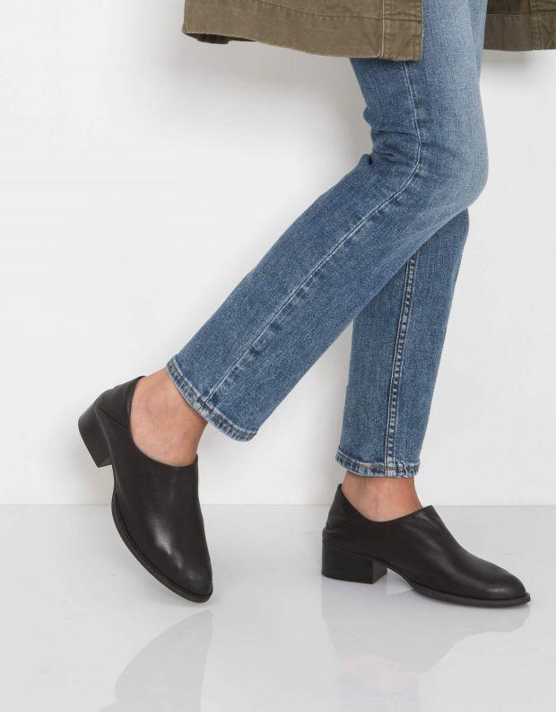 נעלי נשים - Jeffrey Campbell - נעל LEANDRO עור - שחור